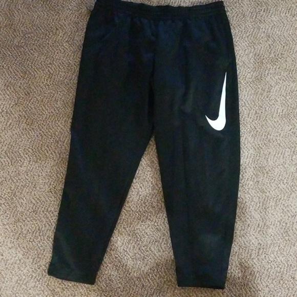 Nike Pants   4xl Black Sweat   Poshmark